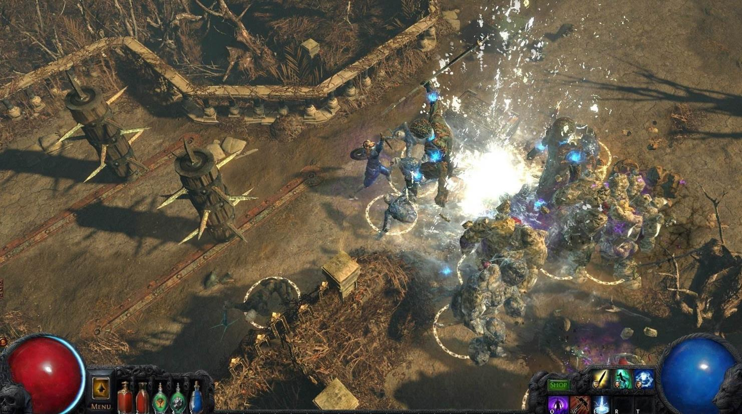 Path of Exile Chapter 3: Complex Equipment System