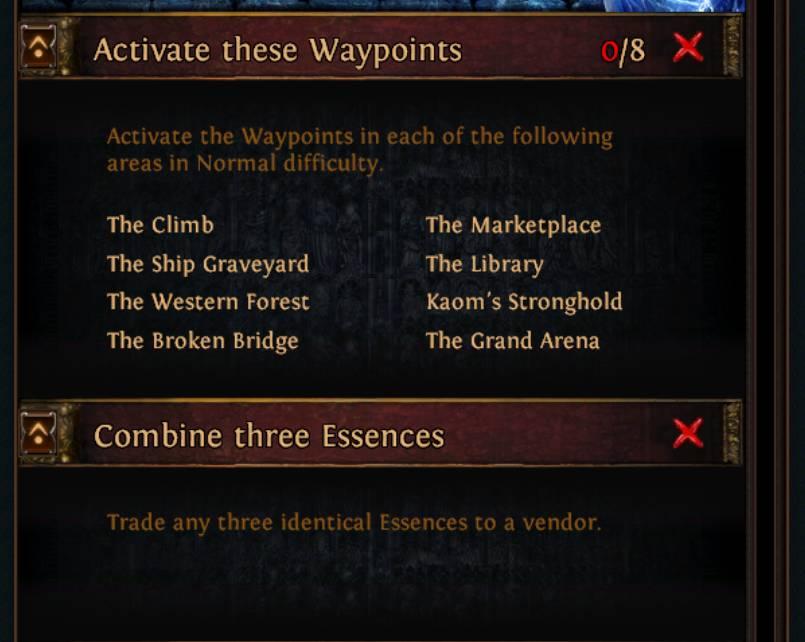 Essence League Challenges 2