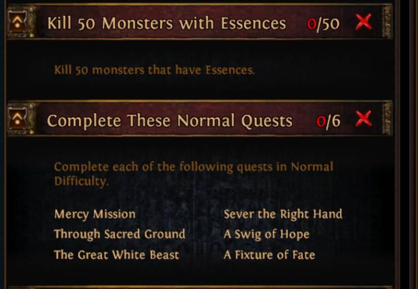 Essence League Challenges 3