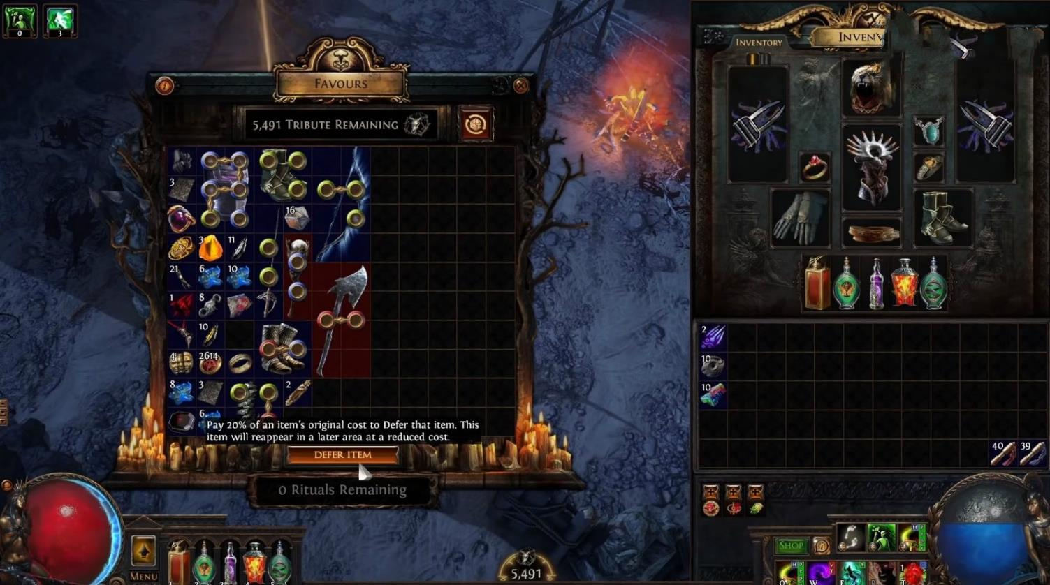 Path of Exile Extra Story 4: Lone Wolf Mode