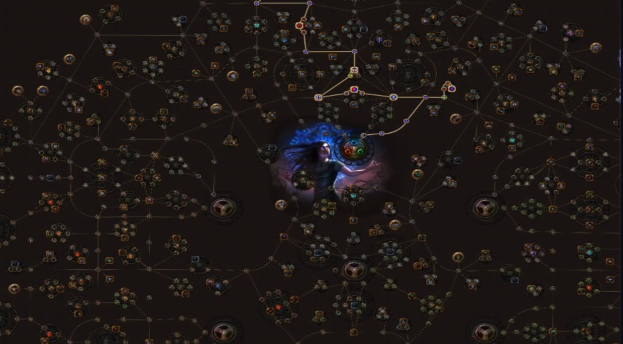 Path of Exile Noble Totem Open Wasteland BD Sharing 1