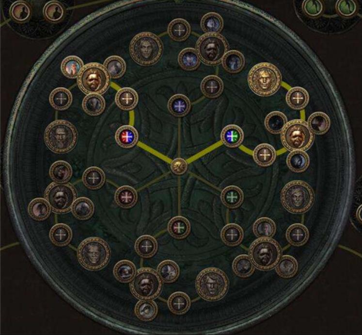 Path of Exile Noble Totem Open Wasteland BD Sharing 2