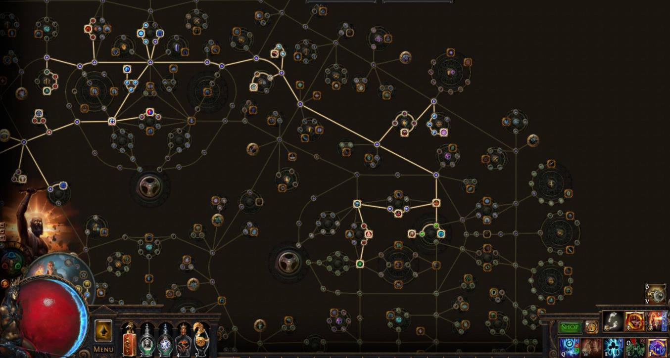 Dual Flame Totem Build Guides